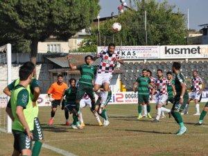 Nazilli Belediyespor:0 - Konya Anadolu Selçukspor:0