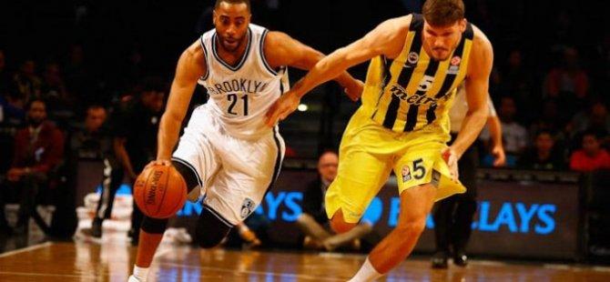 Brooklyn Nets: 96 - Fenerbahçe: 101