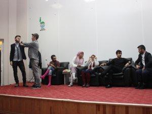 Bozkır Belediyesi, tiyatro kültürünü ilçede yaygınlaştıracak.