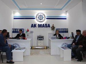 Beyşehir Belediyesi'nde AK Masa  çözüyor