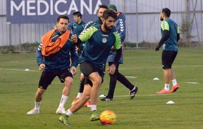 Torku Konyaspor'da Eskişehirspor maçı hazırlıkları
