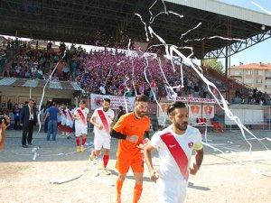 Akşehirspor, Antalya'dan galip dönüyor