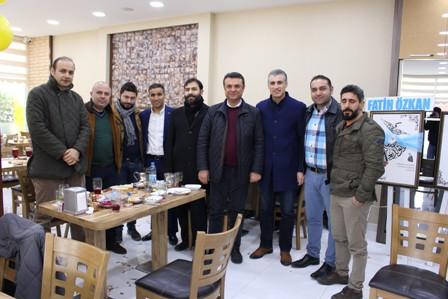 Demen Urfa Mutfağı Açıldı