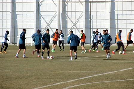 Konyaspor'da kupa mesaisi başladı