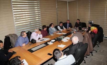 Meram'da akil insanlar toplantısı