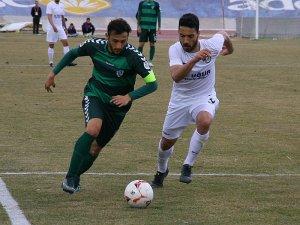 Konya Anadolu Selçukspor: 1 - Nazilli Belediyespor: 1