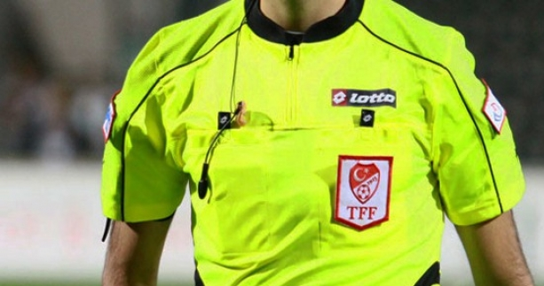 Spor Toto 2. Lig'de hakemler belli oldu