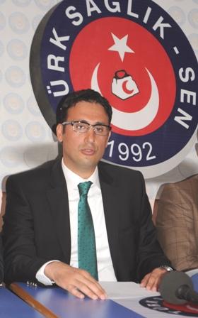 Türk Sağlık-Sen Konya: Tüm çalışanlar kadrolu olmalı