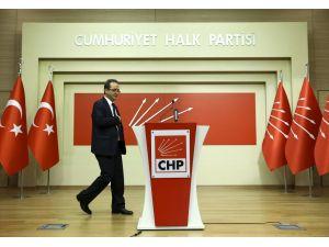 Ahmet Şan CHP MYK Toplantısına konu oldu