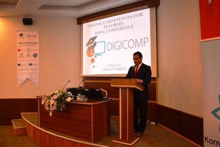 Öğretmenler için dijital yeterlilik projesi