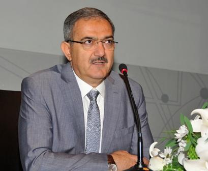 Rektör Şahin, 1 Mayıs İşçi Bayramını Kutladı