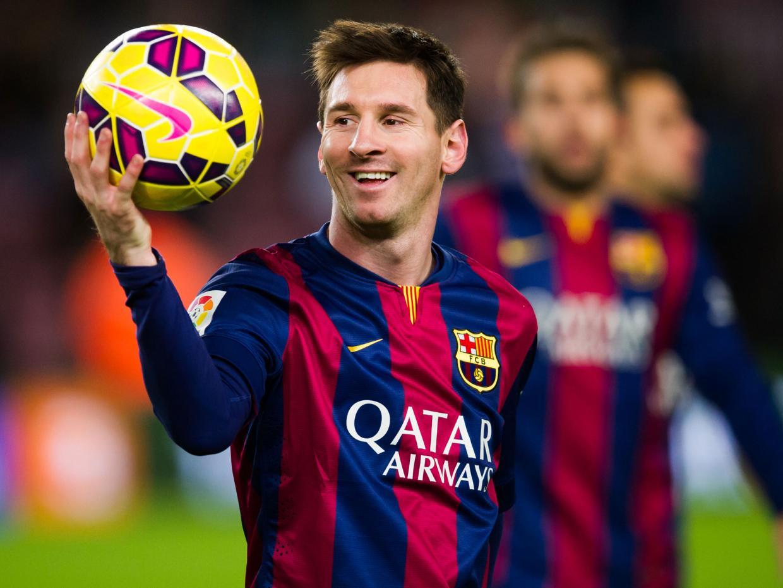 İşte Messi'nin yıllık geliri