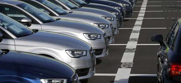 Mayısta en çok satan otomobil markaları belli oldu