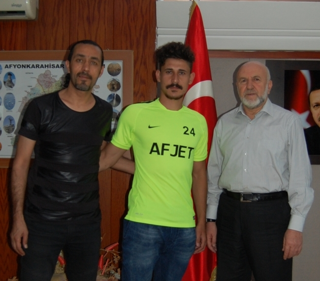 Aykut Uluç Afyonspor'da