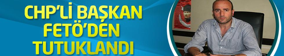Erdoğan'a hakaret eden CHP'li tutuklandı