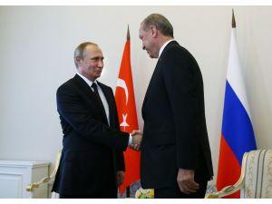 Putin'in Türkiye ziyareti