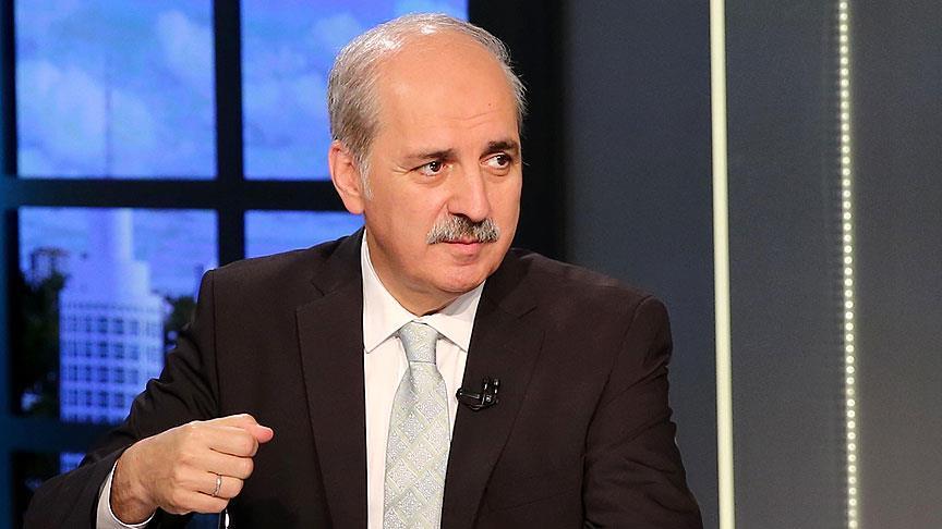 Başbakan Yardımcısı Kurtulmuş'tan Gülen'e sert sözler: Söyleyecek dili varmıyor