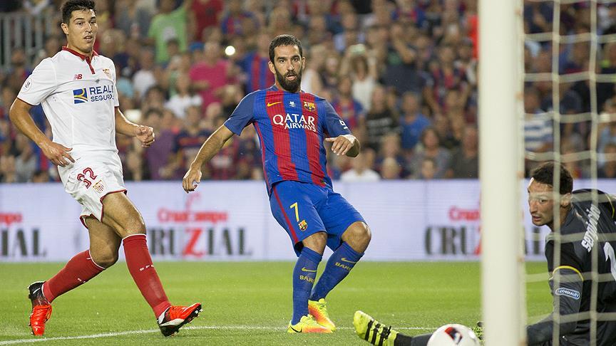 Arda, Barça'da koşuyor
