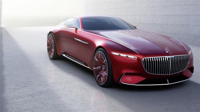 Mercedes-Maybach 6: Kusursuz güzellik!