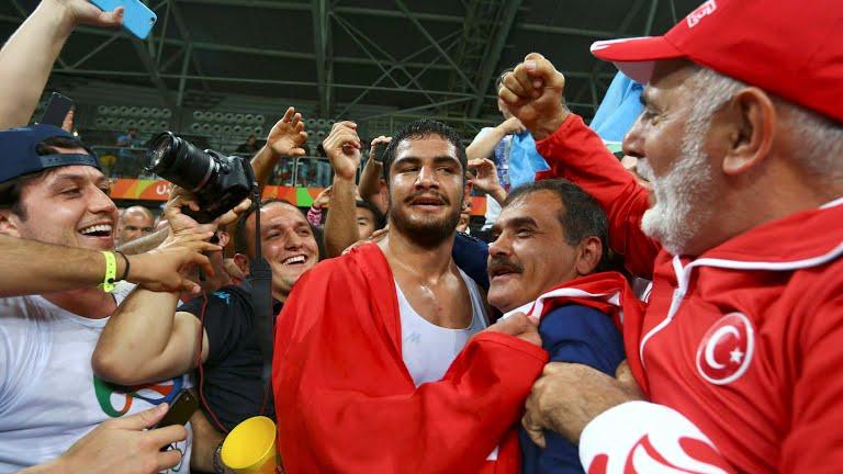 Taha Akgül'ün hedefi 3 olimpiyat şampiyonluğu