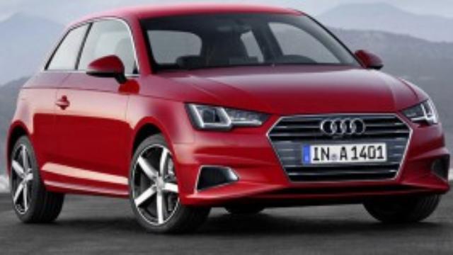 Yeni Audi A1 mi Geliyor?