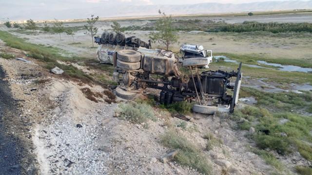 Ereğli'de trafik kazası: 3 yaralı