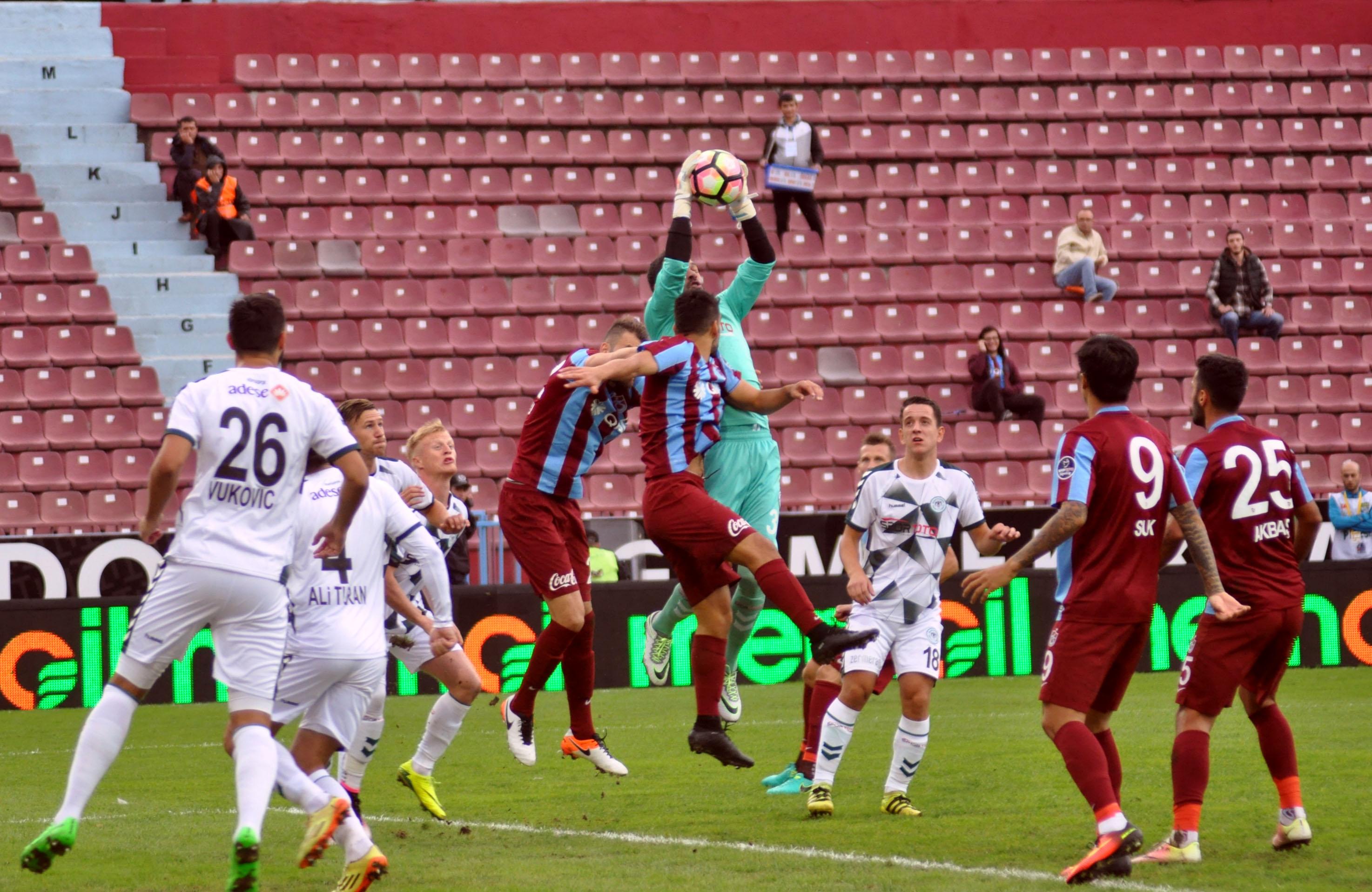 Spor Toto Süper Lig'de 6. hafta heyecanı