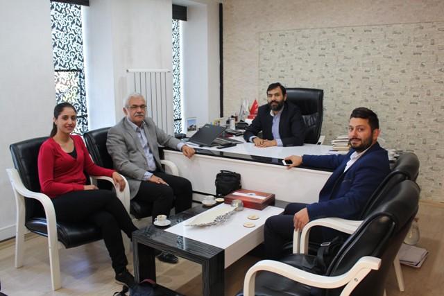 Anadolu'da Bugün'den Ziyaret