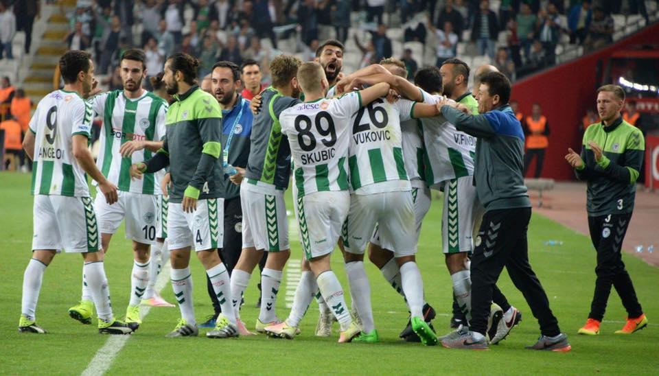 Konyaspor, 22 günde 6 maç oynayacak!