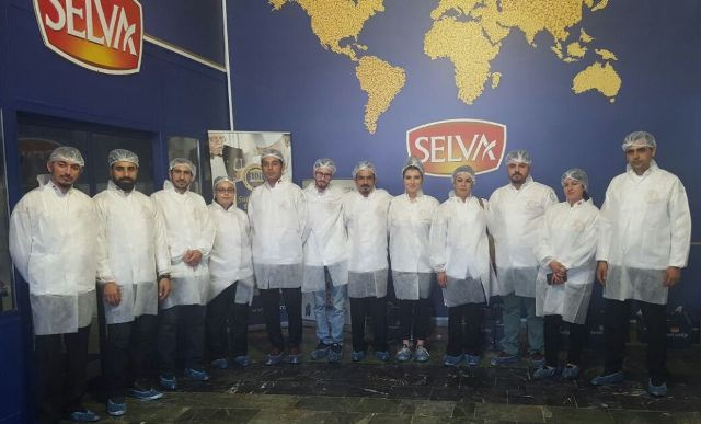 Aşçılar ve Pastacılar Selva'da