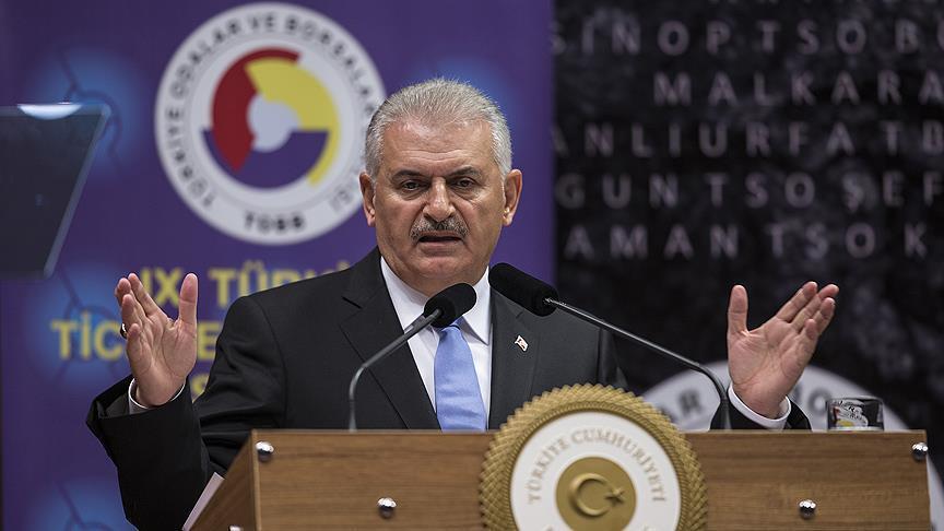 Yıldırım'dan rest: Türk varlığı Beşika'da kalmaya devam edecek
