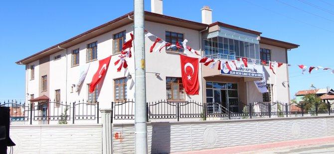 Selim Sultan Elmacı Kız Kuran Kursu açıldı