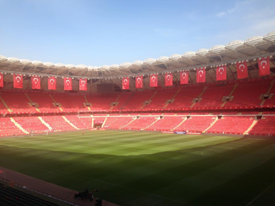 Milli maçı 170 gazeteci takip edecek
