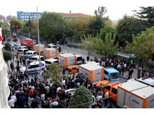 Yenibosna'daki terör saldırısı