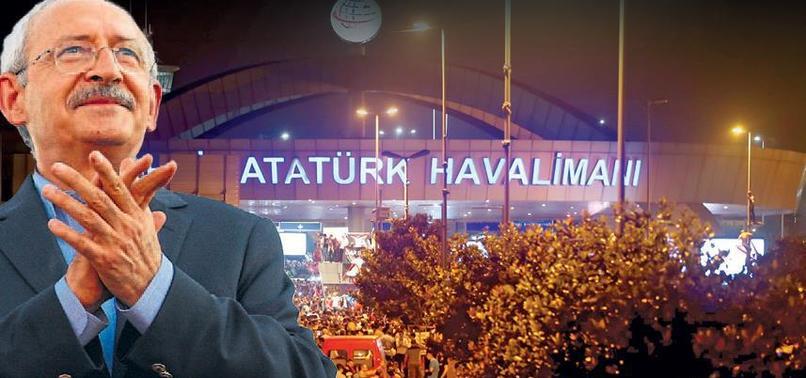 Kılıçdaroğlu 15 Temmuz gecesi ne yaptı ?