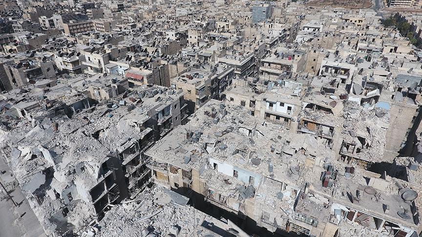 Rusya: Halep'e saldırılar durduruldu