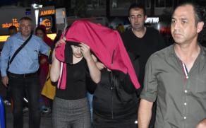 Konya'da fuhuş yapan kadınlara baskın