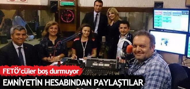 Emniyet'in sosyal medya hesabından FETÖ mesajı verdiler!