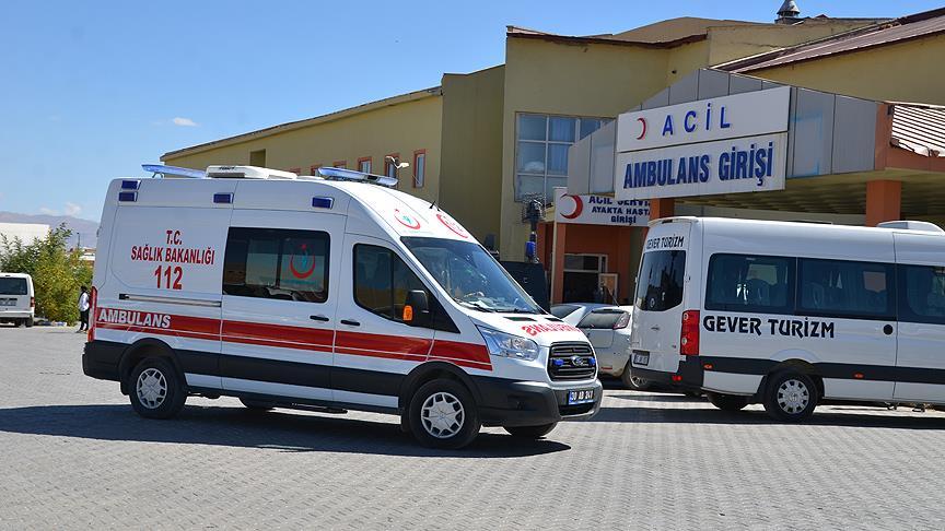 Hakkari'de terör saldırısı: 9 şehit