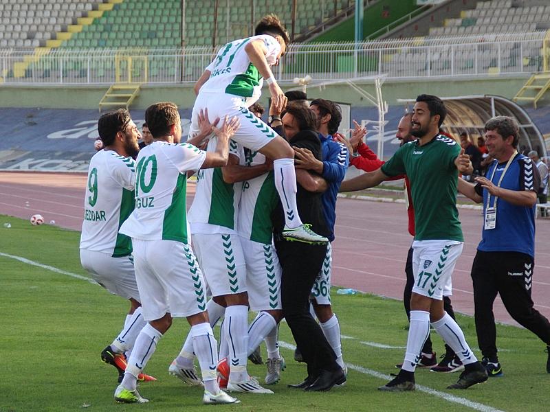 Konya Anadolu Selçukspor 2 -1 Büyükçekmece Tepecikspor
