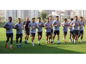 Adanaspor'da Kardemir Karabükspor maçı hazırlıkları