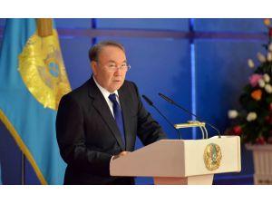 Kazakistan'tan Ürdün Kralı Abdullah'a Barış Ödülü