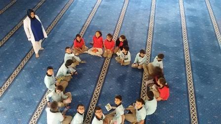 TÜRMAK okullarından etkinlik