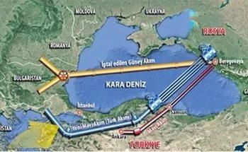 Türk Akımı projesi nedir?