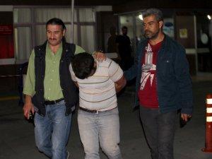 Konya'da kapkaç zanlısı yakalandı