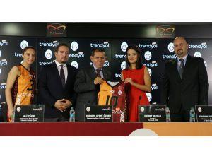 Galatasaray Kadın Voleybol Takımı'na yeni sponsor