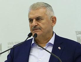 Başbakan'dan CHP'ye uyarı: Bu FETÖ'ye destektir