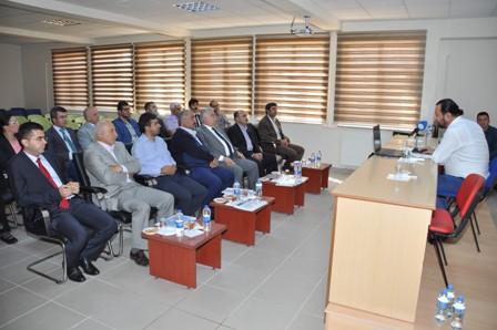 Ereğli'deki yükseköğretimin geleceği istişare edildi