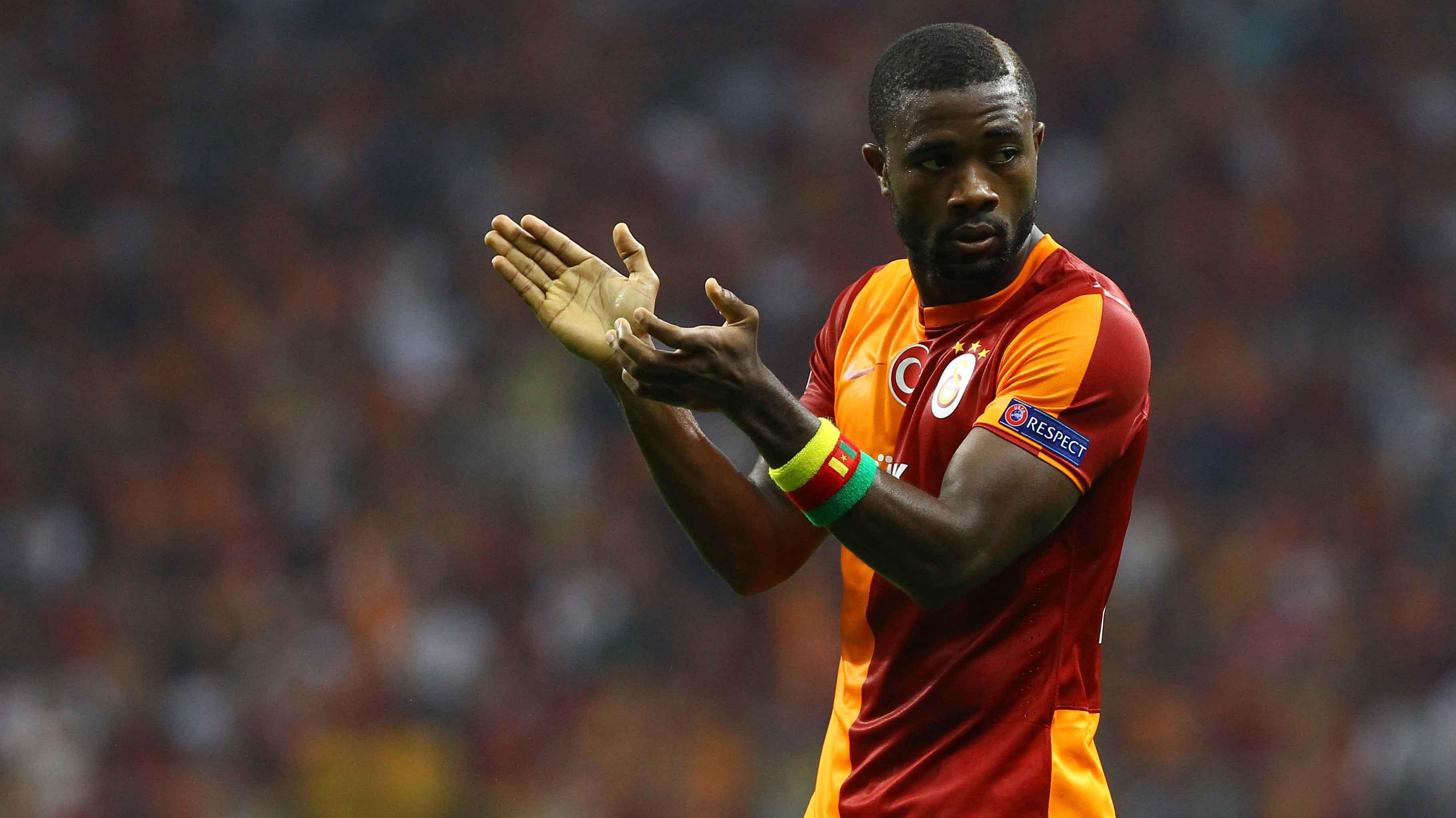Galatasaray ile Chedjou yol ayrımında