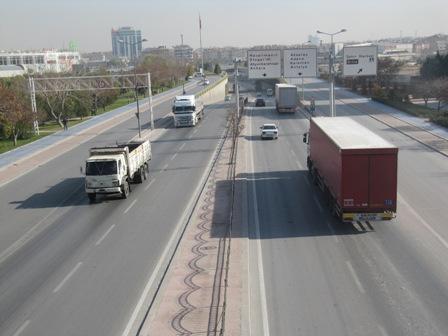 Konya'da trafiğe kayıtlı araç sayısı 668 bin 833 adet